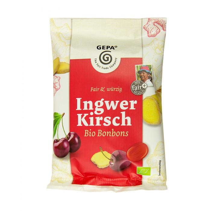 Bonbons Ingwer Kirsch
