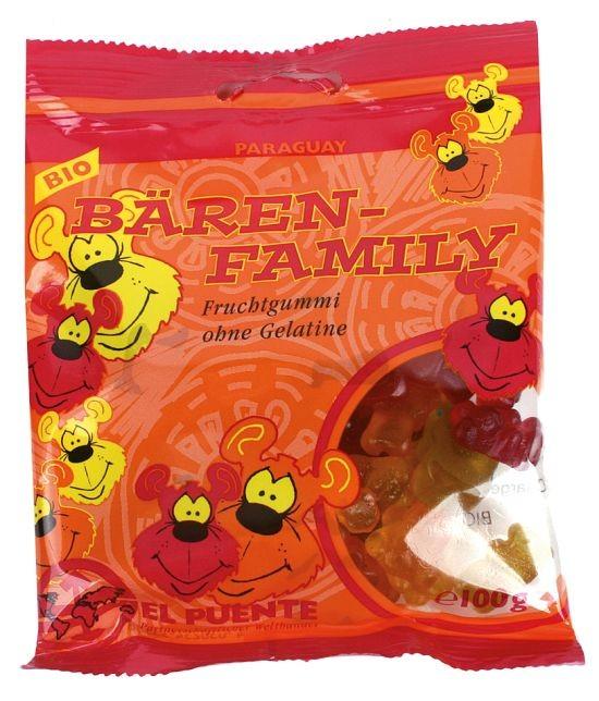 Fruchtgummi Bären Family