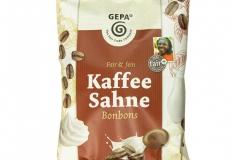 Bonbons Kaffee Sahne