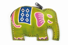 Geldbörse Elefant