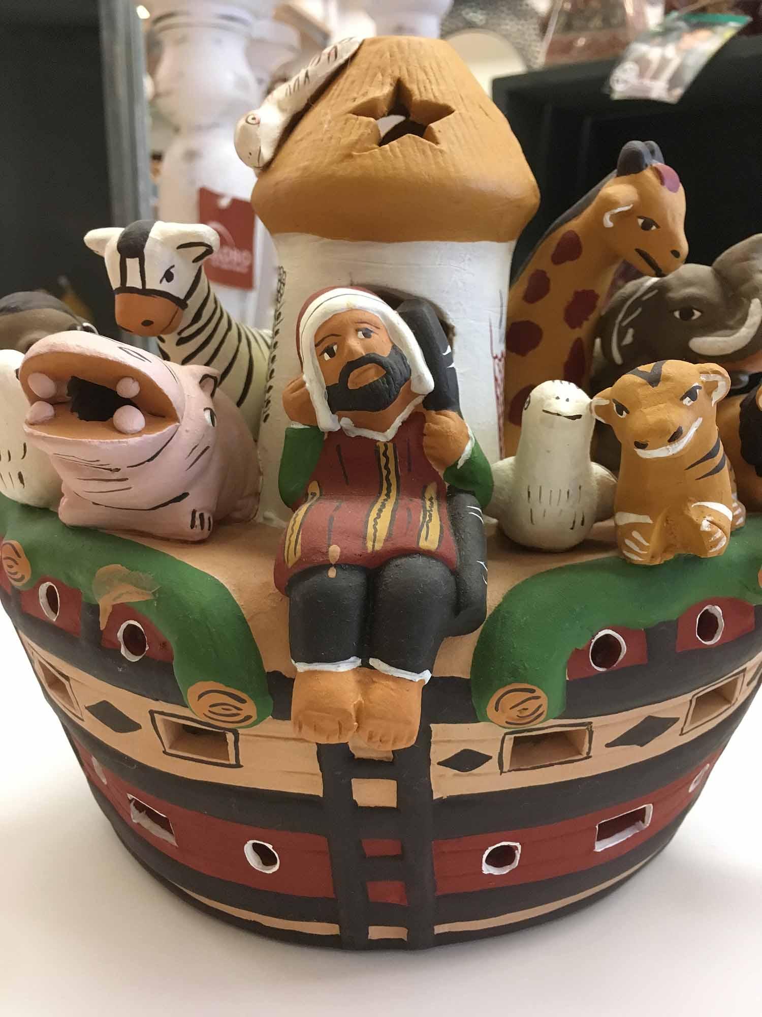 Arche Noah aus Peru (34,00 €)